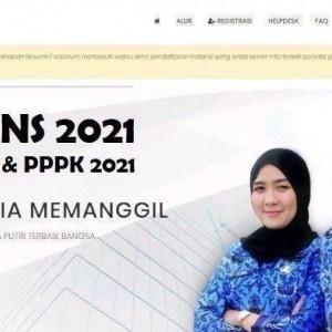 Ingin Daftar CPNS dan PPPK 2021? Ketahui Dulu 7 Poin Penting Ini