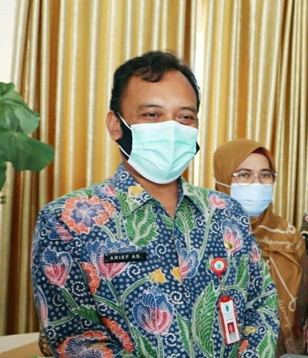 Kepala Disparta Kota Batu, Arief As Siddiq (foto: istimewa)