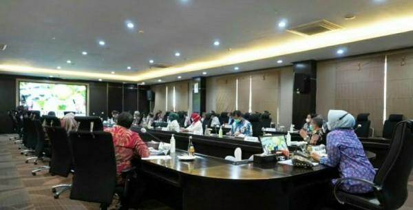 Dalam rangka studi wisata, Pemkot Batu dapat kunjungan kerja dari Pemerintah Kabupaten Pangandaran, Jawa Barat (foto istimewa)