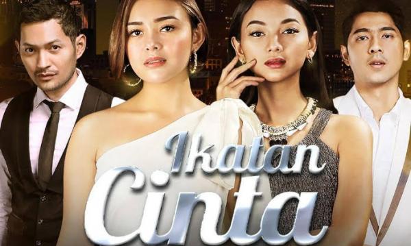Poster sinetron Ikatan Cinta. (Foto: source google).