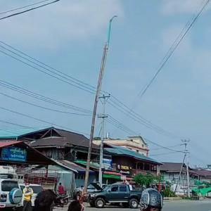 Viral Video Warga Potong Kabel CCTV, Hindari E-Tilang?