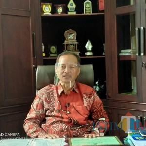 Lewat Puisi, Rektor UIN Malang Kecam Aksi Pengeboman Gereja Katedral