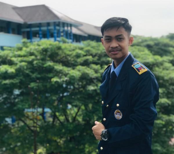 Salah satu peserta Duta Informasi Diskominfo Kabupaten Malang Yusran Bin Acho (foto: istimewa)