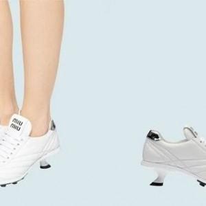 Begini Jadinya, Ketika Sneakers Dipadukan dengan Heels, Ingin Coba?