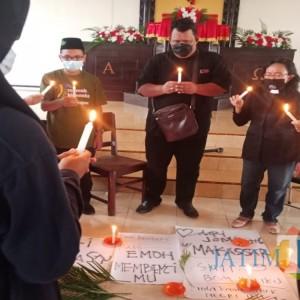 Pesan Aktivis Lintas Agama Jombang Terhadap Tragedi Bom Bunuh Diri Makassar