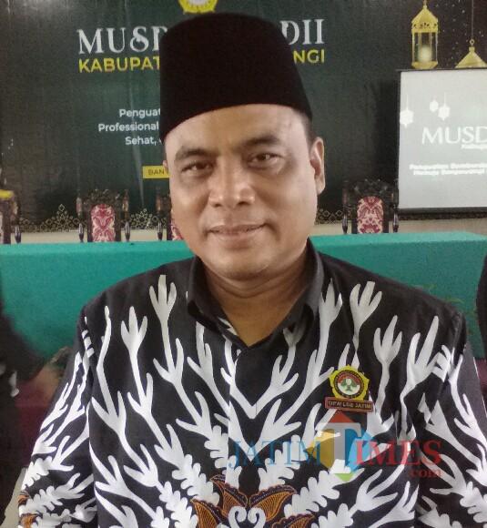 H M Amrodji Konawi, Ketua DPW LDII Provinsi Jawa Timur (Foto: Nurhadi/BanyuwangiTimes).