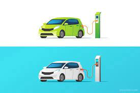 Ilustrasi mobil listrik (Foto: yiliusheji.com)
