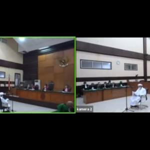 Balasan JPU ke Habib Rizieq: Kata Dungu dan Pandir Digunakan Orang Tidak Terdidik!
