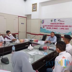 Seru, Penguatan Duta Informasi Diskominfo Kabupaten Malang Bersama JatimTIMES