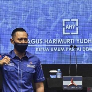 Tanggapi Pernyataan Moeldoko soal Ideologi, AHY: Pintu Maaf Selalu Ada untuk KSP Moeldoko