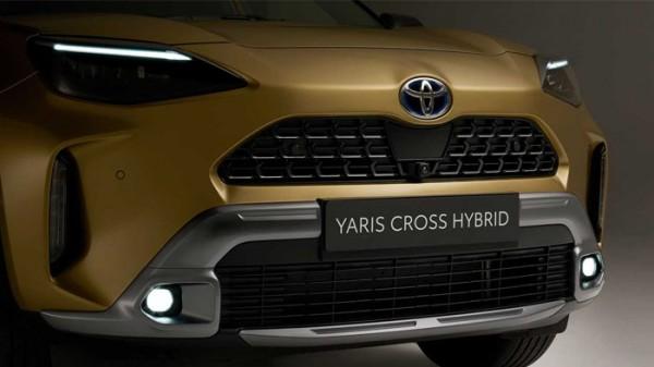 Toyota Yaris Cross Adventure (Foto: Motor1.com)