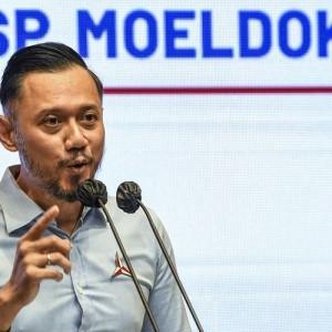 Kubu Moeldoko Ditolak, AHY: Artinya Tidak Ada Dualisme di Tubuh Partai Demokrat!