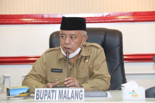 Bupati Malang Sanusi (Foto: Istimewa)