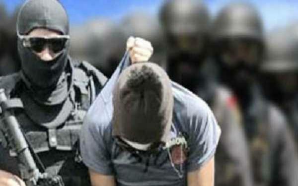 Ilustrasi penangkapan (Foto: Istimewa).