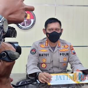Diduga Hendak Melakukan Aksi Bom, Dua Teroris Ditangkap di Jatim