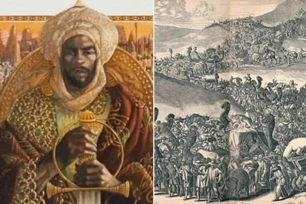Mansa Musa (Foto: Tribunnews)