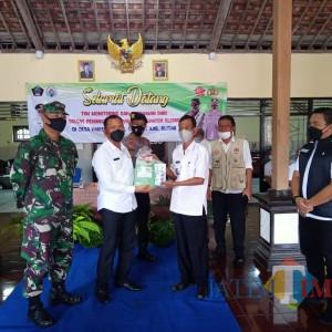 Pj Sekda Kabupaten Blitar Minta Satgas Covid-19 Tingkat Desa Waspadai Arus Mudik