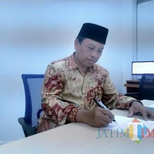 Peduli Pengembangan Kampus, Prof Roibin Mendaftar Bacarek UIN Malang