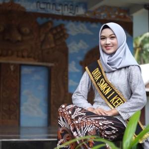 Kejar Duta Informasi Kabupaten Malang, Ziva Hamanda Andalkan Bakat Seni Tari