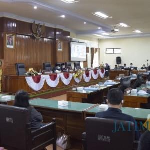 DPRD Trenggalek Mulai Bahas LKPJ dan Perubahan Propemperda