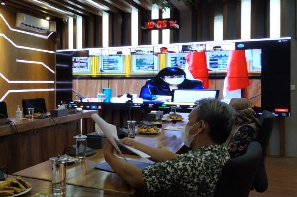 Usulan tersebut disampaikan dalam rapat virtual yang digelar oleh Badan Pembinaan Ideologi Pancasila Republik Indonesia (BPIP RI), Selasa, (30/3/2021). (Foto: Ist)