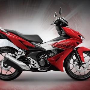 Honda Luncurkan Motor Bebek Winner X Edisi Terbatas, Segini Harganya