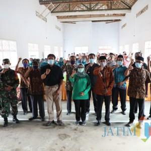 Bupati Rini: Semangat Gotong Royong Kunci Agar Indonesia Segera Bebas dari Covid-19