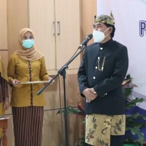 Dirgahayu 107 Tahun Kota Malang, Tugu Tirta Usung Semangat dan Salam Tugu Tirta