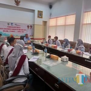 Apresiasi Pembekalan, Duta Informasi Kabupaten Malang Siap Masuki Tahap Final