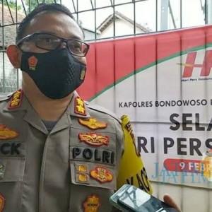 Teror Teroris, Polisi Perketat Pengamanan Gereja dan Kantor Polres Bondowoso