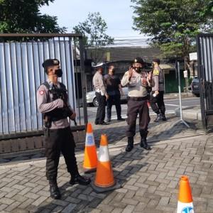 Paska Penyerangan di Mabes Polri, Polres Kediri Perketat Pengamanan