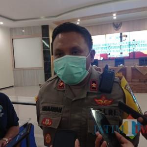 Amankan Hari Raya Paskah, Polres Malang Koordinasi dengan Jibom Brimob Polda Jatim