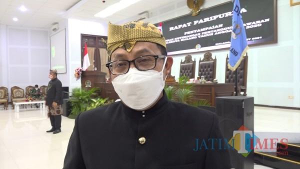 Wali Kota Malang Sutiaji. (Ahmad Amin/MalangTIMES).
