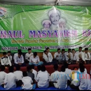 Haul Ke-42  KH Izzuddin Misri, Warga Diminta Tiru Prinsip Hidup Tawaduk