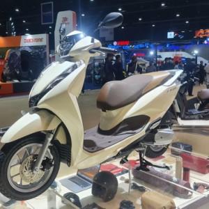 Honda Lead 125 Mulai Meluncur di Thailand, Bagasi Bisa Tampung 2 Helm