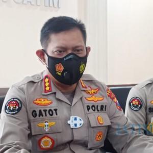 2 Terduga Teroris Diamankan di 2 Daerah di Hari Kenaikan Isa Almasih