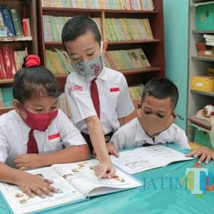 Kepala Disarpus Kota Kediri: Buku Membentuk Karakter Anak