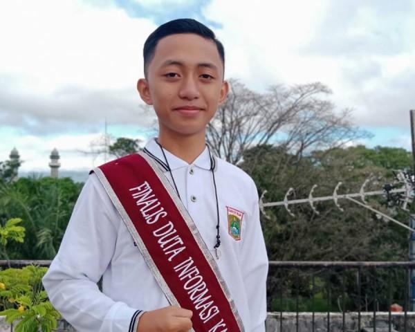 Sibthoini Fascha, finalis Duta Informasi Kabupaten Malang 2021 yang ingin memperjuangkan hak anak (Foto: Istimewa)