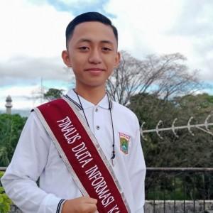 Ikuti Duta Informasi Kabupaten Malang, Finalis Asal SMAN 1 Tumpang ini Ingin Perjuangkan Hak Anak