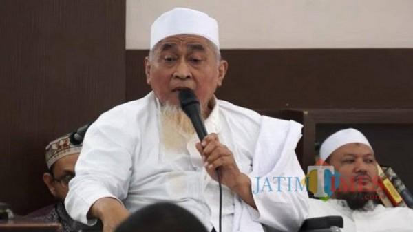 Ustad Hasyim Yahya (Foto: Istimewa).