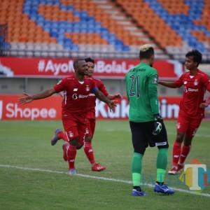 Persik Kediri Libas Madura United 2 - 1