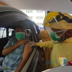 5.296 Vial Vaksin untuk Lansia Sudah Tersedia di 16 Puskesmas Kota Malang