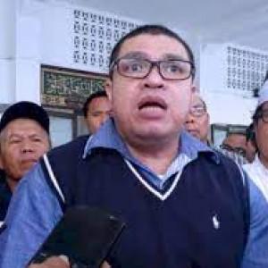 Pengunduran Diri Razman Arif dari Kubu Moeldoko Berujung Sindiran Sana-sini