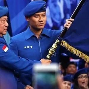 SBY-AHY Didesak Minta Maaf ke Jokowi Setelah Pemerintah Tolak Kubu Moeldoko
