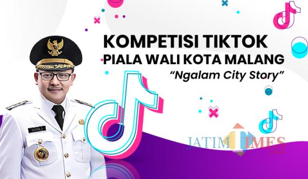 Kompetisi TikTok Piala Wali Kota Malang (doc MalangTIMES)