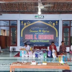 Haul Mbah Kiai Hamdani: Mengenang Kisah Pejuang Agama di Tawangrejo