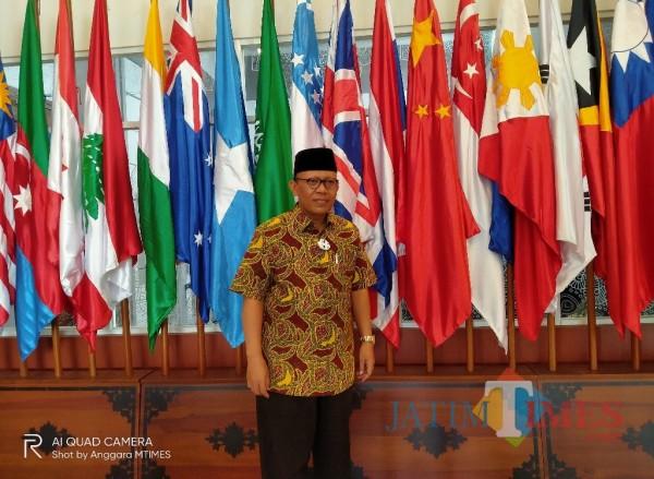 Rektor Unisma Prof Dr Maskuri MSi (Foto: Dok MalangTIMES)
