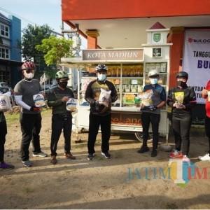 Sesmenko Perekonomian Susiwijino Apresiasi Lapak UMKM Kota Madiun