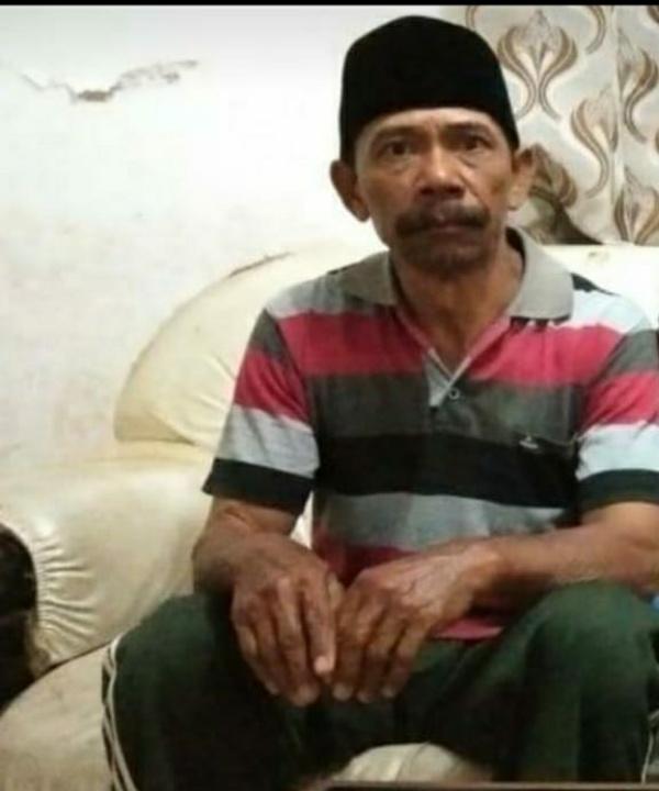 Seorang warga RT 02/RW 07, Desa Sumberejo, Kecamatan Batu bernama Riyadi menghilang sejak tiga hari lalu (foto istimewa)