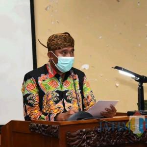 Bupati Fauzi Imbau Redes Proaktif Pantau Administrasi Kependudukan di Desa